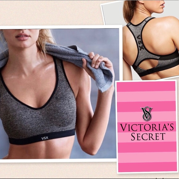 548784419a7c6 Victoria s Secret VSX Incredible Sports Bra 32DDD.  M 5bf74b8b035cf1946d53c801